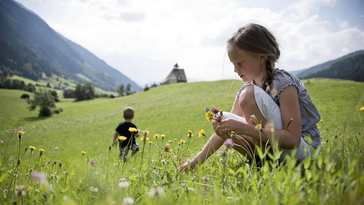 Kinderparadies Suedtirol